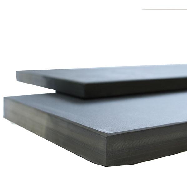 Primero Fensterbank LavaNero für Innen - Oberfläche spaltrau