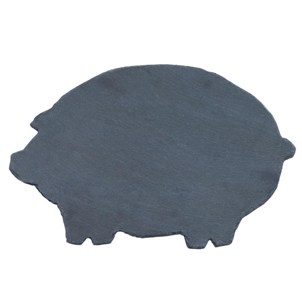 Primero Schiefer-Schwein ca.30x20cm