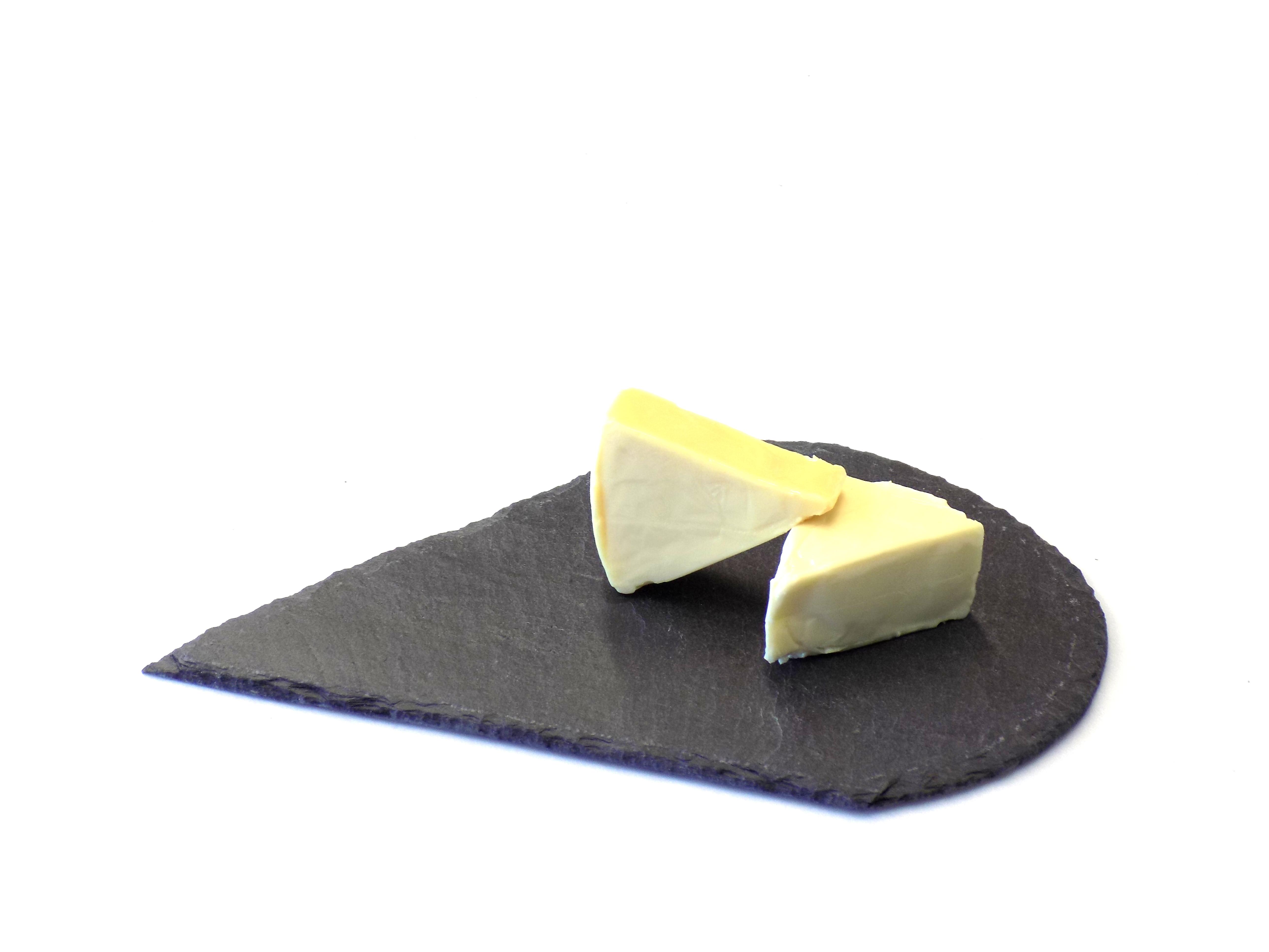 Primero Servierplatte-Tropfenform ca.20x15cm, versiegelt 1 Stück